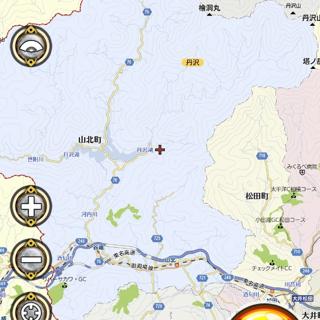 背景地図スタンダード