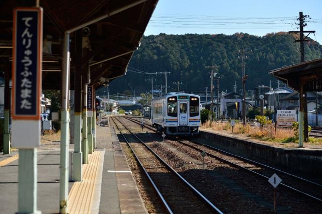 天竜浜名湖鉄道 車両と風景写真